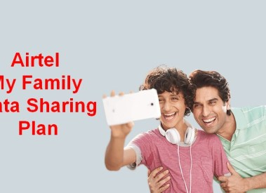 How to Activate Airtel 3G/4G Data Share Plan for Free