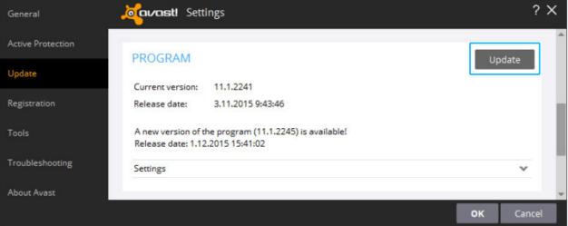 Download Avast free offline Installer