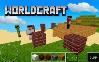 Worldcraft 3D Blocks Craft PE