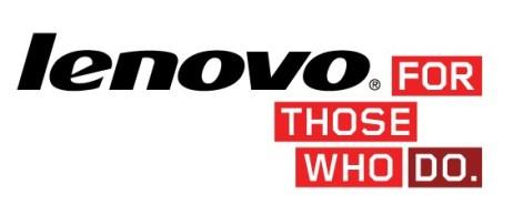 lenovo logo for those who do