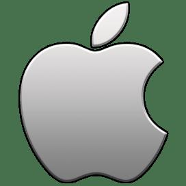 logo of apple