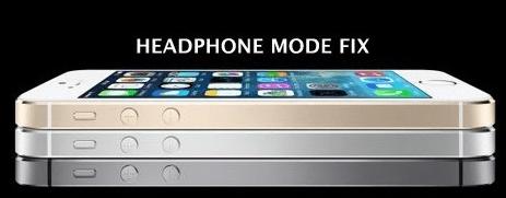 iPhone Stuck in Headphone Mode