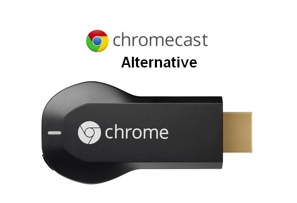 chromecast alternative