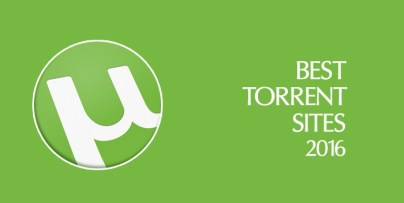 top 10 best torrent sites 2016