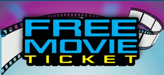get free movie tickets