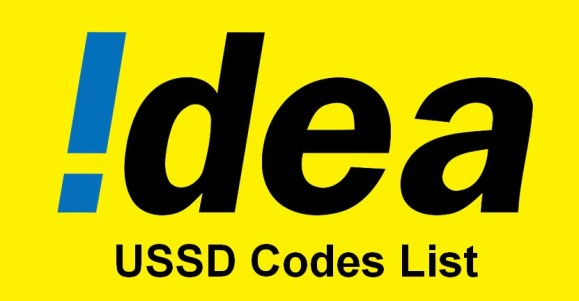 idea ussd codes list