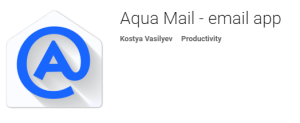 aqua-mail for android