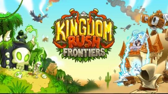 kingdom rush frontier