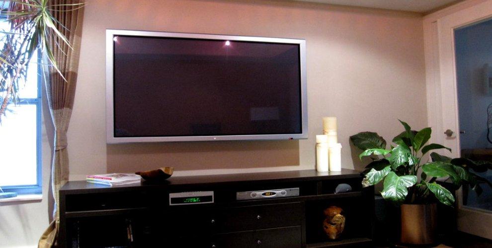 Plasma TV Studio Apartment