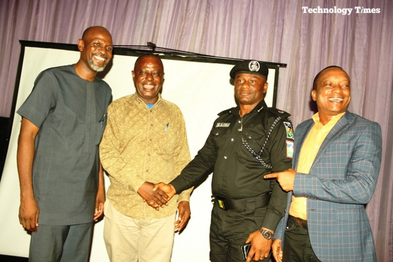 Pictured: Technology Times Training for PJAN Members in Lagos