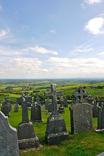 Knockpatrick cemetery