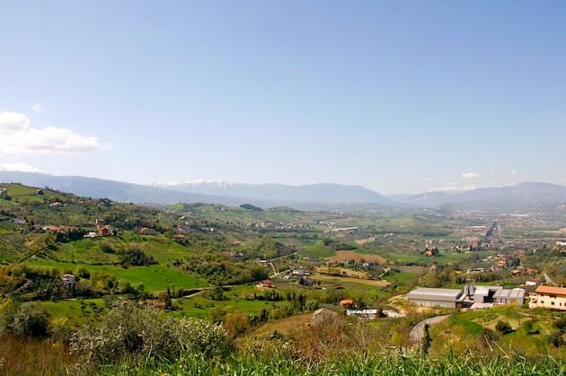 Countryside near Chieti