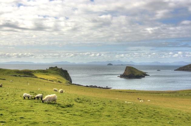 Trotternish Peninsula