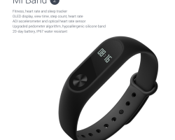 Xiaomi launches Mi Band 2 alongside with plethora of accessories