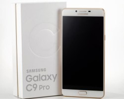 Samsung Galaxy C9 Pro to launch in end of February in Nepal