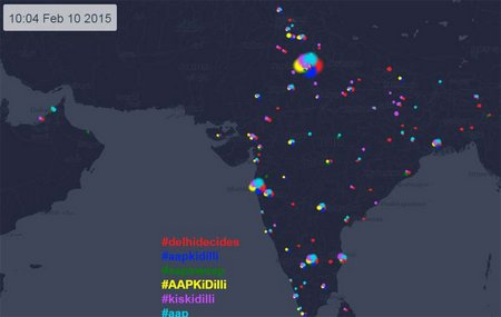 twitter-trendmap-delhi-elections