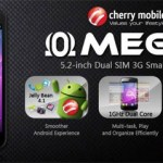 Cherry Mobile Omega Dual SIM Android 4.1 Phone in Philippines