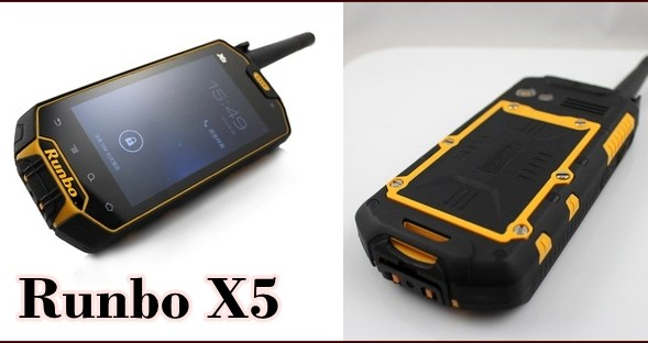 Runbo X5
