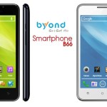 Byond B66 a 5 Inches Phablet Phone Launched – Specs, Features, Details