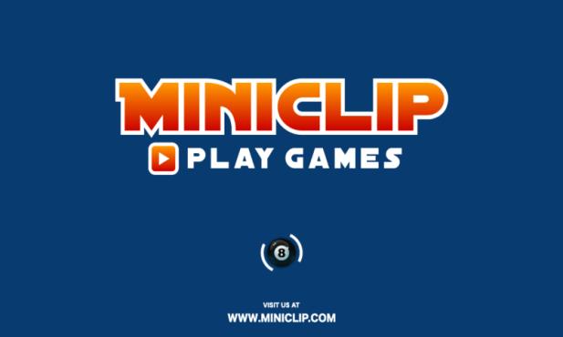 Miniclip 8 Ball Pool
