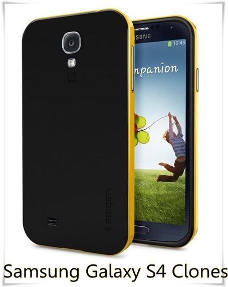 Samsung Galaxy S4 Clones