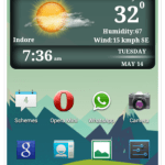 Get Google Now Alike Wallpapers on Your Android Phone HomeScreen