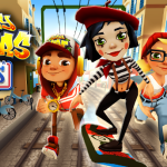 Subway Surfers World Tour Paris for July 2013 Android/iOS Game