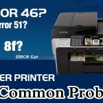 Fix Common Problems & Errors in Brother Printers
