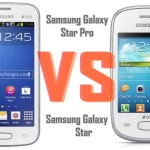 Samsung Galaxy Star vs Star Pro – Comparison of Specs, Features