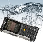 Caterpillar Cat B100 Rugged Phone Unveiled at CES 2014