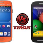 Motorola Moto E vs Samsung Galaxy Star Pro Comparison