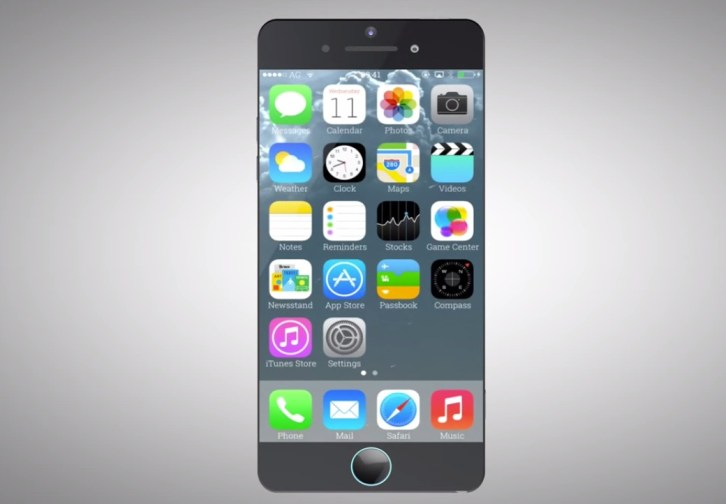 apple iphone 7 video with concept design appear online
