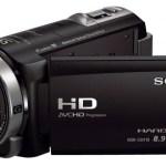 Sony HDR-CX410E 1