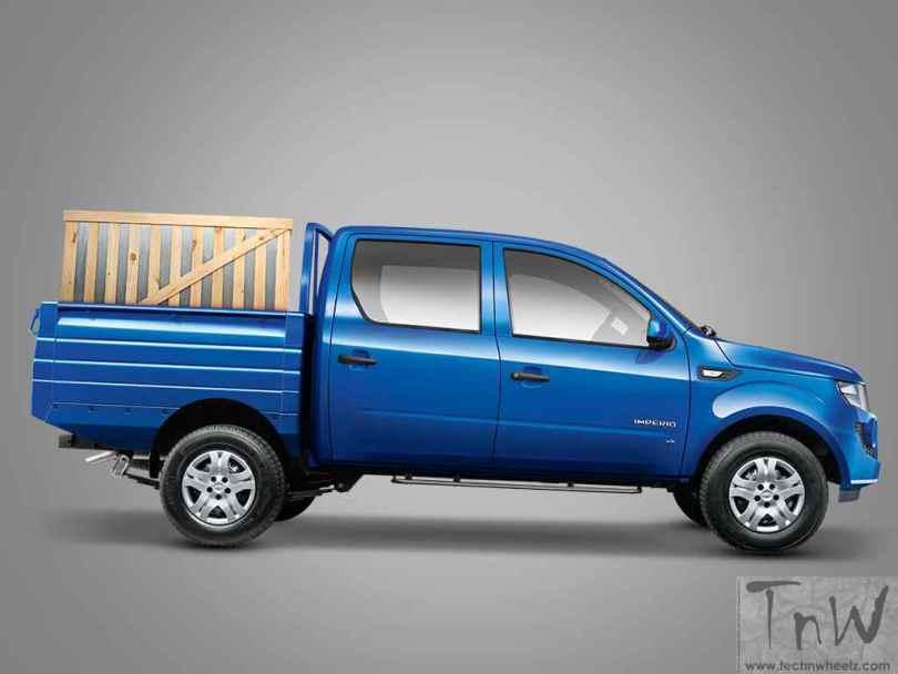 Mahindra Imperio pickup (12) | TECH 'N WHEELZ