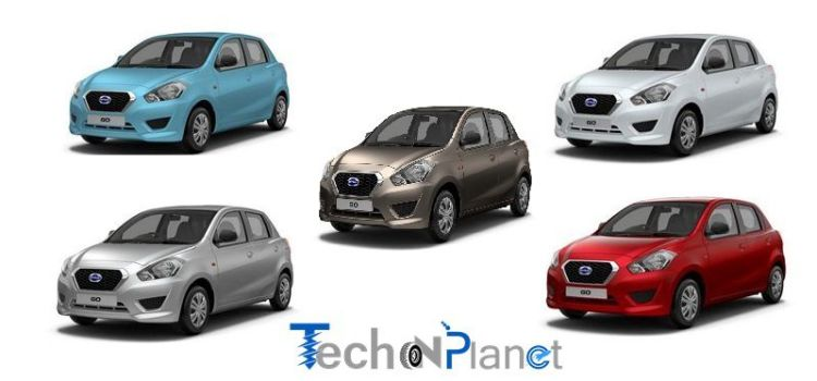Nissan Datsun GO & GO+ features,specs and price - Tech on Planet