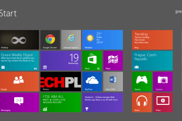Windows 8 New interface