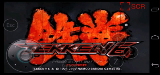 Play Tekken 6 on Android Phones/Tablets or iPhones/iPad