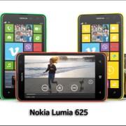 Nokia Lumia 625 Device Picture