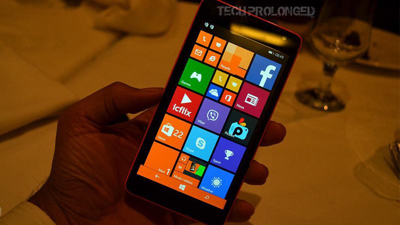 Microsoft lumia 535 price in pakistan