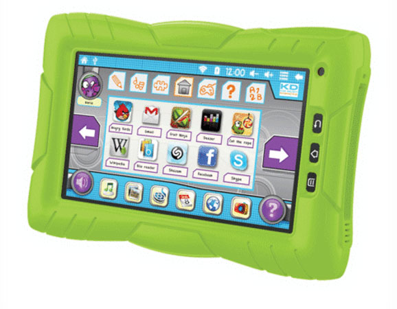 Kurio – Pamper your kid with this android tablet