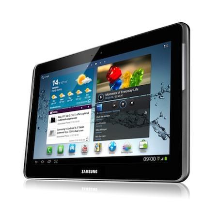 Samsung announces Galaxy Tab 2 series 10.1″ version