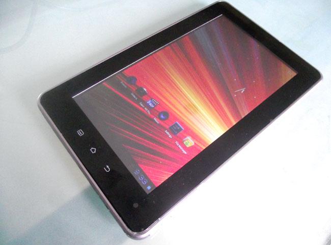 TabPlus Ginger – A value for money, slim, budget tablet priced at Rs.6,900