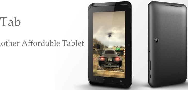 AppTab Tablet launches not one but five tablet models!