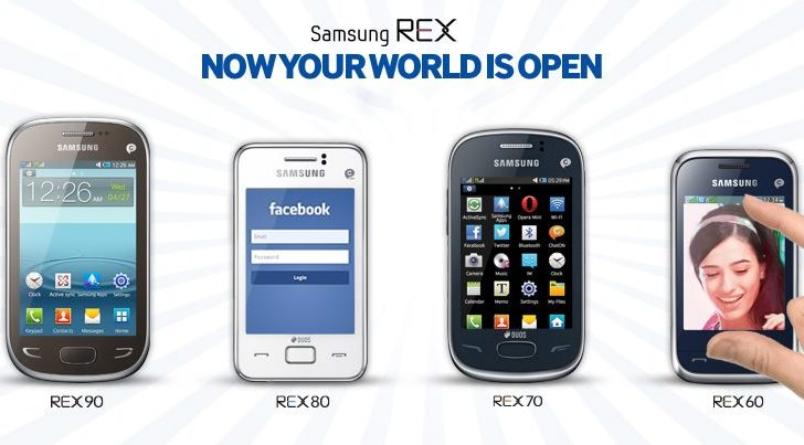 Samsung launches Rex series feature phones; prices start at Rs 4,280