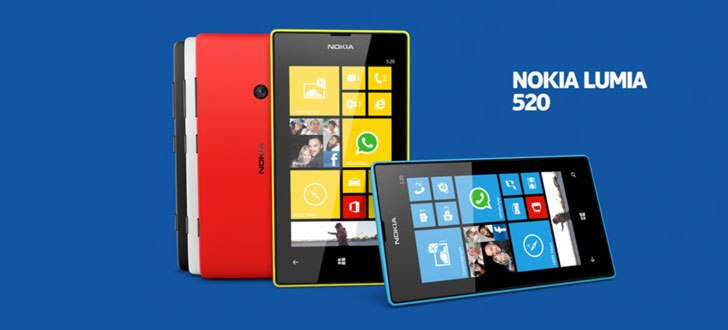 Meet Nokia Lumia 520: The most affordable Windows Phone 8 Smartphone