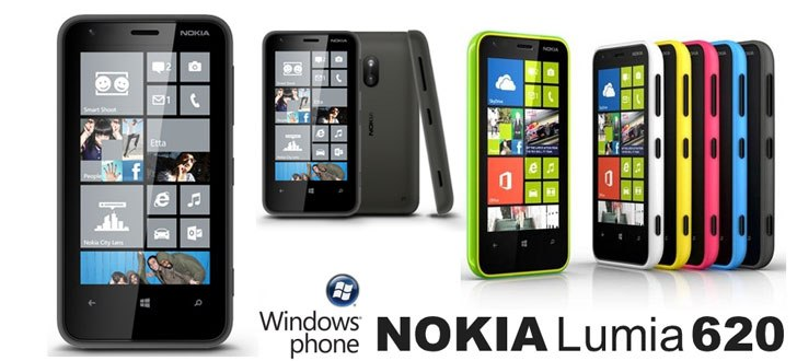 Nokia Lumia 620 available for pre-orders at Rs. 15,199