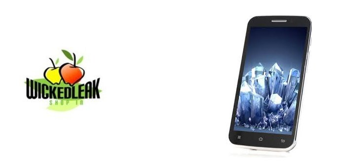 WickedLeak Wammy Passion 'Y' HD – A 5″ smartphone with 1.2 GHz quad-core processor