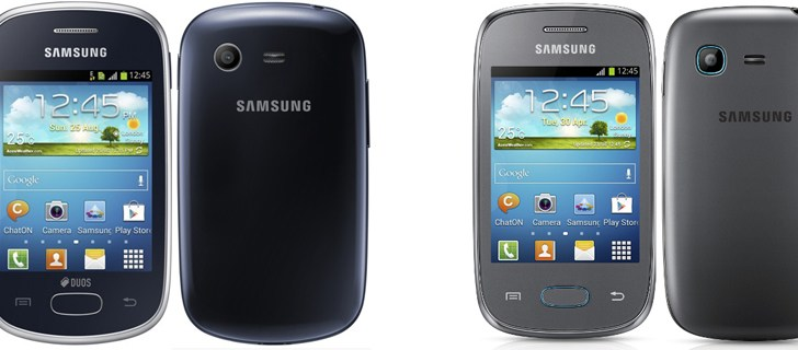 It's official! Samsung Galaxy Star and Galaxy Pocket Neo