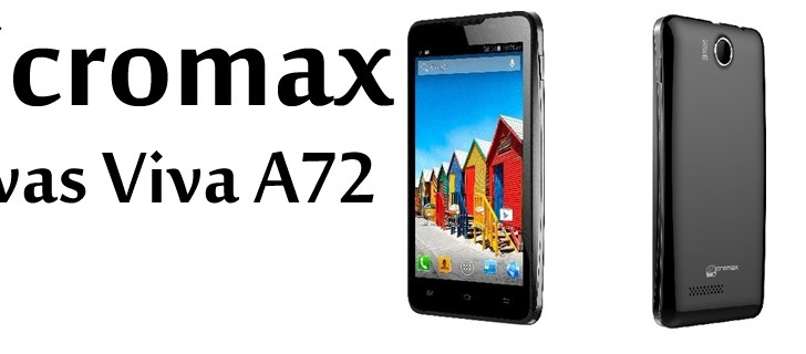 Micromax A72 Canvas Viva is a 5-inch phablet priced at Rs 6,999