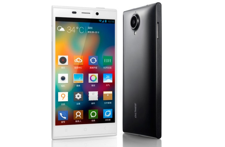Gionee Elife E7 with 16-megapixel camera launched, coming to India in January